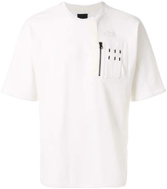 The North Face Black Label zipped pocket T-shirt