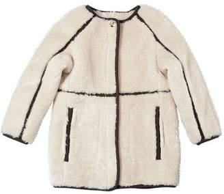 Chloé Faux Shearling Coat