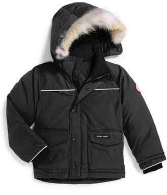 Canada Goose 'Lynx' Down Parka with Genuine Coyote Fur Trim