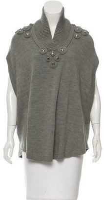 Alice by Temperley Wool Oversize Top $75 thestylecure.com