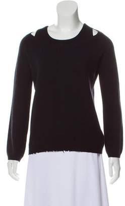 Zero Maria Cornejo Crew Neck Cashmere Sweater