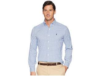 Polo Ralph Lauren Classic Fit Performance Woven Sports Shirt