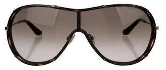 Jimmy Choo Anouk Shield Sunglasses