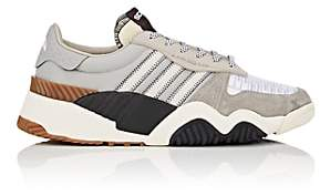 adidas by Alexander Wang Men's Turnout Suede & Nylon Sneakers-Lt. brown