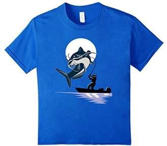 Catfish Fishing T-Shirt - Fisherman Shirt