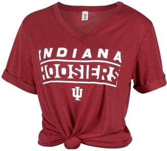 NCAA Zoozatz Women's Indiana Hoosiers Juke Top