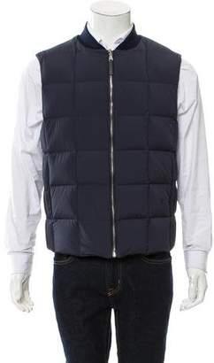 Louis Vuitton Reversible Down Vest