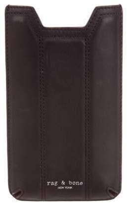 Rag & Bone Leather iPhone 5 Case