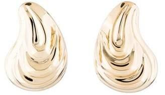 14K Sculpted Earrings