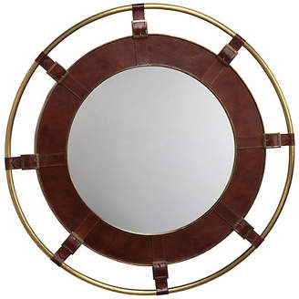 Jamie Young Portsmouth Mirror - Natural/Brass