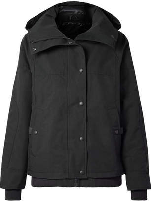 Canada Goose Chinook Hooded Quilted Shell Down Jacket - Black