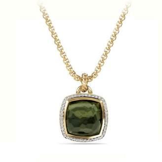 David Yurman Albion® Pendant With Champagne Citrine And Diamonds In