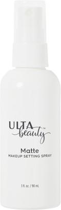 Ulta Matte Makeup Setting Spray