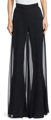 Cushnie et Ochs High-Waist Flare Pants