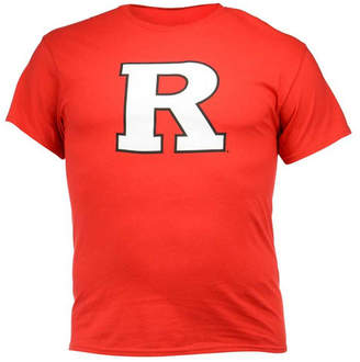 J America Men's Rutgers Scarlet Knights Big Logo T-Shirt