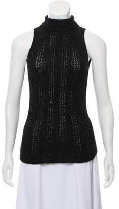 Loro Piana Embellished Cashmere Sweater Black Embellished Cashmere Sweater