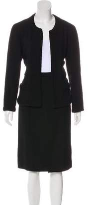 Chanel Skirt Suit