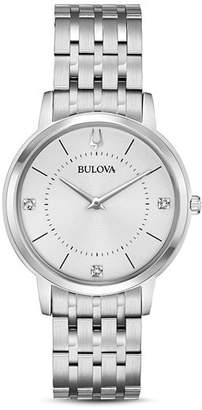 Bulova Classic Slim Watch, 34mm - 100% Exclusive