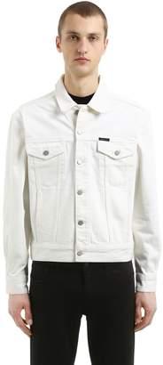 Calvin Klein Jeans Cotton Denim Trucker Jacket