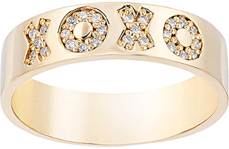 XOXO Ariana Rabbani 14K 0.15 Ct. Tw. Diamond Ring
