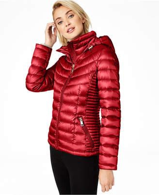 Calvin Klein Packable Down Puffer Coat