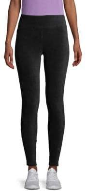 Andrew Marc High-Rise Pocket Leggings