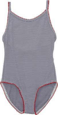 Petit Bateau Striped One-Piece Swimsuit