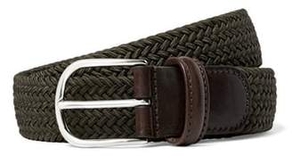 Andersons Anderson's Basic Stretch Woven Belt