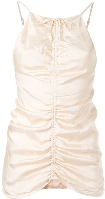 Alice McCall Blue Moon cami top