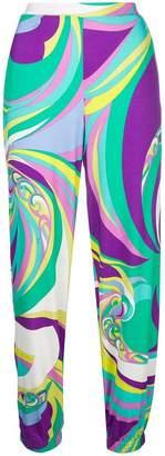 Emilio Pucci printed sweatpants