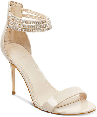 GUESS Women's Kathy Dress Sandals Women's Shoes