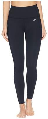 Skechers Performance Go Walk Go Flex High-Waisted Leggings Women's Casual Pants