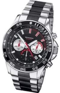 Sekonda Men's Multi-Dial Sports Chronograph Watch