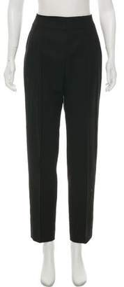 Pallas Wool High-Rise Pants