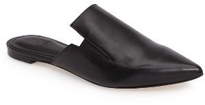 Women's Marc Fisher Ltd Shiloh Flat Mule $149.95 thestylecure.com