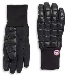 Canada Goose Northern Quilted Gloves