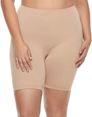 Spanx Red Hot By Red Hot by Reversible Mid-Thigh Flipside Firmers - Women's Plus - 1874P