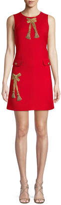 Dolce & Gabbana Wool Short Day Dress
