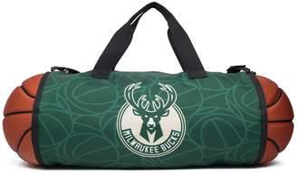 Milwaukee Bucks Authentic NBA Basketball Duffle Bag