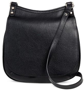 Merona Women's Flat Crossbody Handbag $29.99 thestylecure.com