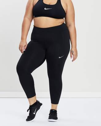 Nike Fast Crop Tights Plus