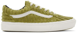 Vans Green ComfyCush Old Skool Sneakers