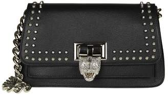 Philipp Plein Shoulder Bag corinne In Black Leather