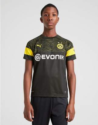 Puma Borussia Dortmund 2018/19 Away Shirt Junior