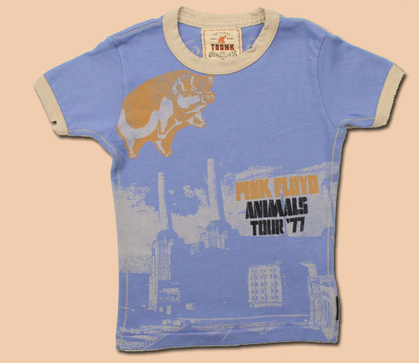 Trunk Pink Floyd Animal Tour '77 Tee