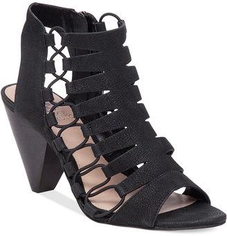 Vince Camuto Eliaz Gladiator Dress Sandals $119 thestylecure.com