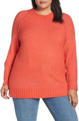 Caslon Cozy Crewneck Sweater