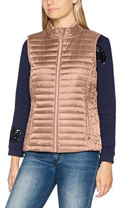 Tom Tailor Women's Lightweight Vest Outdoor Gilet, (Ensign Blue 6865), Small