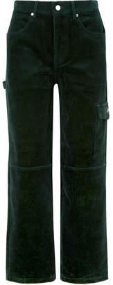 Kith Rya Cotton-corduroy Boyfriend Pants