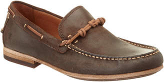 Frye Men's Henry Knotted Leather Loafer